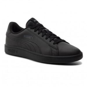 Παπούτσια Puma Smash μαύρα ανδρικά